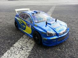 NEW 1:10 Subaru WRX STI Electric RC ESC Sport Car with Batte