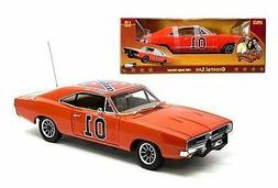 AUTO WORLD 1:18 Dukes of Hazzard 1969 DODGE CHARGER GENERAL