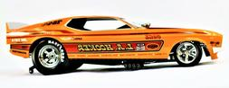 1:18 Scale 1971 Ford Mustang Funny Car L.A. Hooker