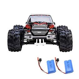 Distianert 1:18 Scale Electric RC Car Off Road 4WD High Spee