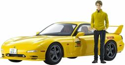 1/18 Theatrical Ver. Initial D Mazda RX-7 FD3S with Keisuke