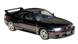 Tamiya Nissan Skyline GT-R R33 V-Spec- 1/24 Scale Model Kit