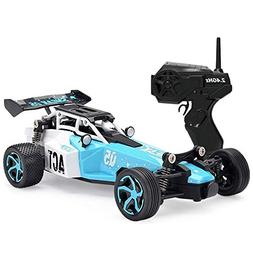 AHAHOO 1:24 Scale RC Car Rock Racing Cars 2.4Ghz High Speed