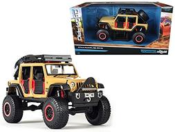 MAISTO 1:24 W/B - OFF-ROAD KINGS - 2015 JEEP WRANGLER UNLIMI