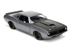 NEW 1:24 W/B JADA TOYS BIG TIME MUSCLE COLLECTION - GREY 197