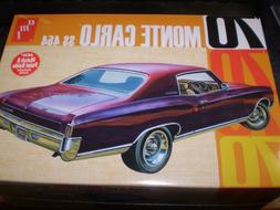 AMT 1:25 1970 Chevy Monte Carlo Plastic Model Kit AMT928 NEW