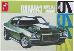 AMT  1:25 Baldwin Motion 1970 Chevy Camaro Plastic Model Kit