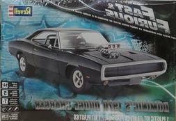 Revell 1/25 Fast & Furious 1970 Dodge Charger Plastic Model