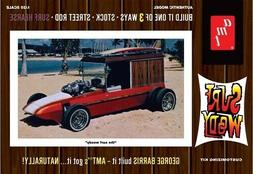 AMT 1:25 George Barris Surf Woody Plastic Model Kit AMT976
