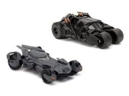 NEW 1:32 JADA TOYS DISPLAY COLLECTION - BLACK METALS BATMAN