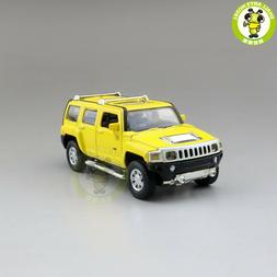 1/32 CAIPO Hummer H3 2007 Diecast Model Toys Car For Kids Pu