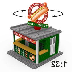 1 32 scale hot dog stand kit