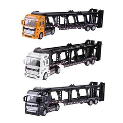 1:48 New Parenting Pull Back Alloy Super Truck Vehicle Simul