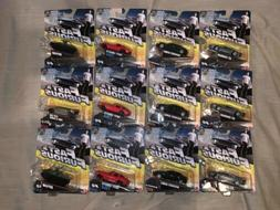 Mattel 1:55 Die Cast Cars  Fast and Furious Cars, Lot of 12