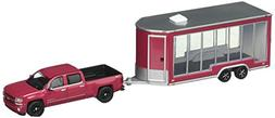 Greenlight 1:64 Hitch & Tow Series 12 - 2016 Chevrolet Silve