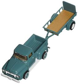 Greenlight 1:64 Hitch & Tow Series 13 1954 Ford F-100 and Ut