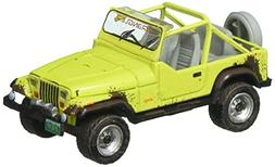 Greenlight 1:64 the Hobby Shop Series 3 1991 Jeep Wrangler Y