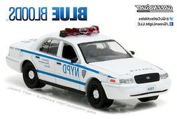 Greenlight 1:64 Hollywood 16 2001 Ford Crown Victoria Police