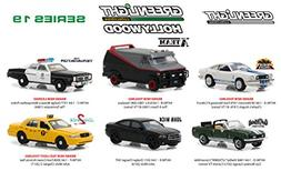 New 1:64 GreenLight Hollywood Series Collection - HOLLYWOOD