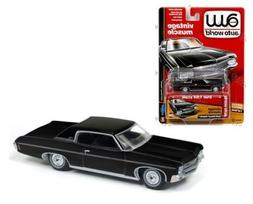 New 1:64 AUTO WORLD JOHNNY LIGHTNING VINTAGE MUSCLE COLLECTI