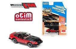 1:64 MIJO EXCLUSIVES - CLASSIC GOLD - 1980 NISSAN 280Z DATSU