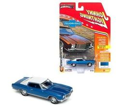 1:64 MUSCLE CARS U.S.A. 2017 - VERSION B - 1971 CHEVROLET MO