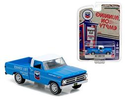 1:64 GREENLIGHT RUNNING ON EMPTY SERIES 1 - 1972 FORD F-100