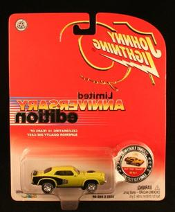Johnny Lightning 10 Years Limited Anniversary Edition #3 of