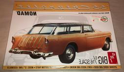 AMT 1005/06 1/16 Scale 1955 Chevy Nomad Wagon Plastic Model