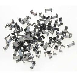 AFX 1014 HO Slot Car Part #1014 Track Clip 100pk
