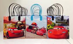 12 Disney Cars movie Mcqeen Birthday Party Favor Goodie Gift