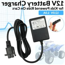 12v battery charger for kids ride on