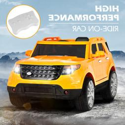 12V Electric Ride On Cars Truck Motorized Vehicles for Kids