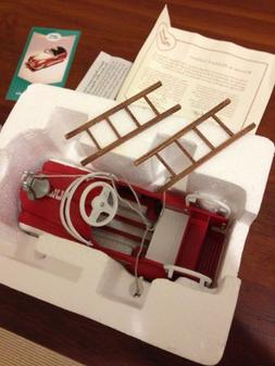 Hallmark 1955 Murray Fire Truck Kiddie Car Classics QHG9010