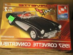 AMT 1957 Corvette Convertible 1/25 - Sealed