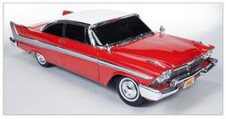 1958 plymouth fury 1 18