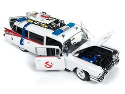 "1959 Cadillac Ambulance Ecto-1 From ""Ghostbusters 1"" Movie 1"