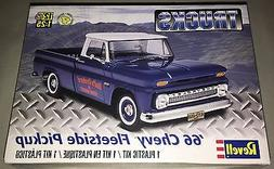 Revell 1965 Chevy Stepside Pickup,1/25, New , Factory Sealed
