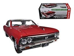 1966 Chevrolet Chevelle SS 396 L78 Red Christmas Edition 1/1