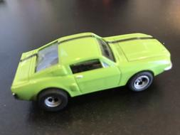 JOHNNY LIGHTNING 39501 XT F/&F XTRACTION SLOT CARS FAST AND RURIOUS F-1 CHARGER