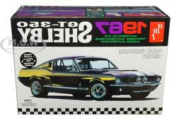 AMT 1967 Ford Shelby GT350 1/25 Scale Plastic Model Kit Blac