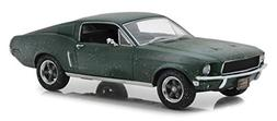 1968 Ford Mustang GT Fastback Green Unrestored Steve McQueen