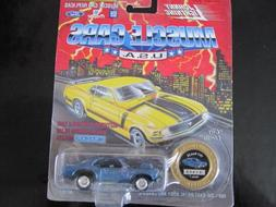 1972 Nova SS  Series 7 Johnny Lightning Muscle Cars Limited