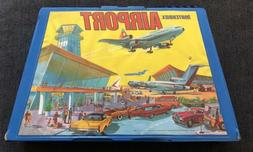 1973 Matchbox Airport playset.  Nice Condition.