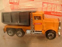 1981 MATCHBOX SWISS LOSINGER PETERBILT D