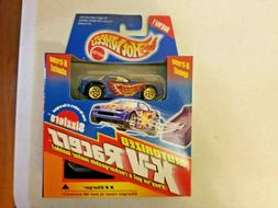 1996 HOT WHEELS X-V RACERS SIZZLERS Scorch Torch NEW MIB