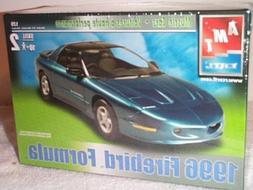 AMT 1996 Pontiac Firebird Formula Plastic Model Car Kit