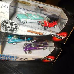 2 box lot 100 percent 2 car