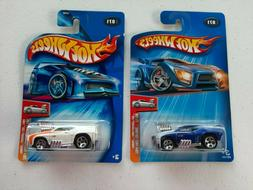 Hot Wheels - 2 pack - 2004 1st edition 'Tooned '69 Camaro Z2