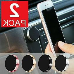 2-Pack Magnetic Car Dashboard Mount Holder For Cell Phone Sa